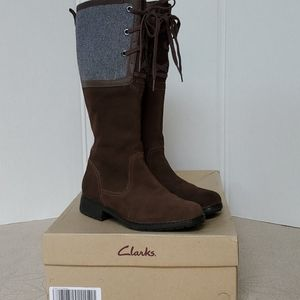 Brand New! Clarks Boots